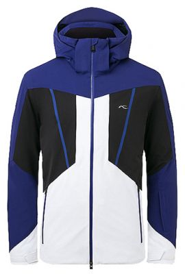 KJUS BOVAL MS JACKET INTO THE BLUE/BLK