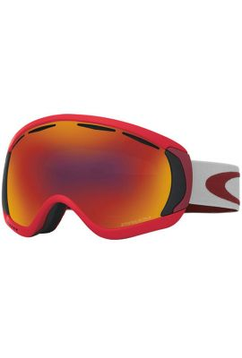 OAKLEY CANOPY RED OXIDE w PRIZM TORCH ASIAN