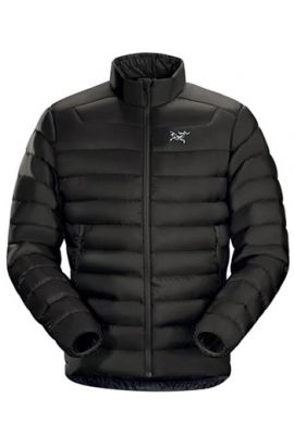 ARCTERYX MS CERIUM LT JACKET BLACK