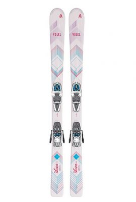 VOLKL CHICA SKIS with MARKER M4.5 BINDINGS