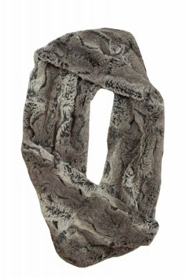 SKEA CUDDLE LOOP SCARF FAUX FUR