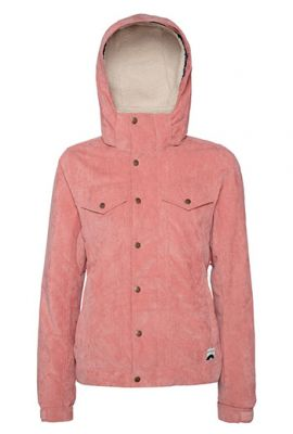 PROTEST WS CUTIE JACKET THINK PINK
