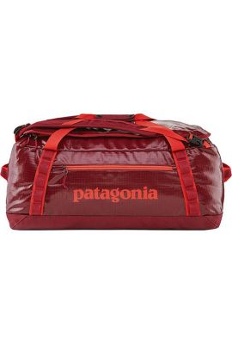 PATAGONIA BLACK HOLE DUFFEL 55L ROAMER RED