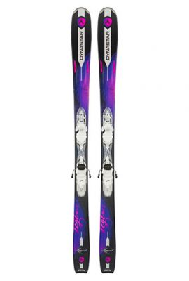 DYNASTAR LEGEND 80 X SKIS with LOOK XPRESS 11 BINDINGS 2019