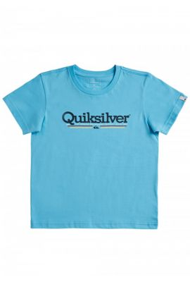 QUIKSILVER TROPICAL LINES SS BOY TEE