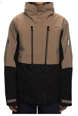 686 MS ETHER DOWN THERMA JACKET KHAKI