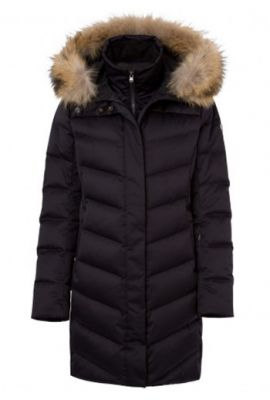 FERA SASHA COAT REAL FUR