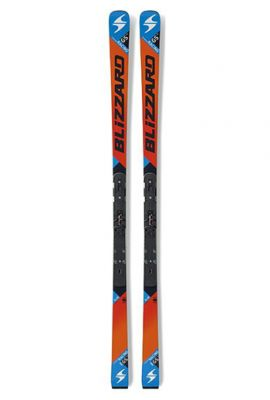 BLIZZARD GS SKIS WITH MARKER RACE XCELL 12 184CM