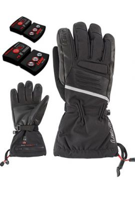 LENZ MENS HEATED 4.0 GLOVES + 1800 BATTERY