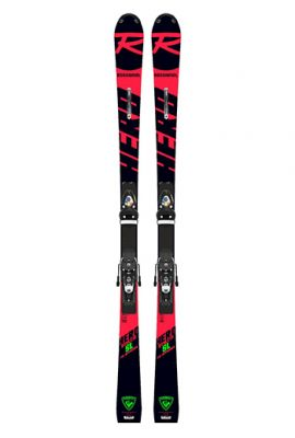 ROSSIGNOL HERO ATHLETE SL W SPX 12 ROCKERFLEX 150CM