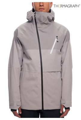 686 GLCR HYDRA THERMA ENGINEERED GREY MS JACKET