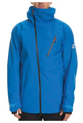 686 MS GLCR HYDRA THERMA JACKET STRATA BLUE