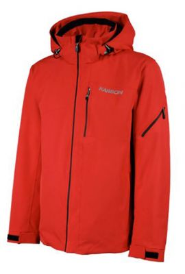 KARBON HYDROGEN MS JACKET RED