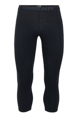 ICEBREAKER MENS OASIS LEGLESS 3/4 THERMALS