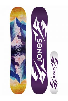 JONES TWIN SISTER SNOWBOARD 2018