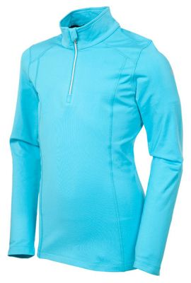 SUNICE HAILEY GIRLS PULLOVER AQUA