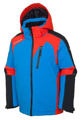 SUNICE JNR MASON JACKET INTENSE BLUE