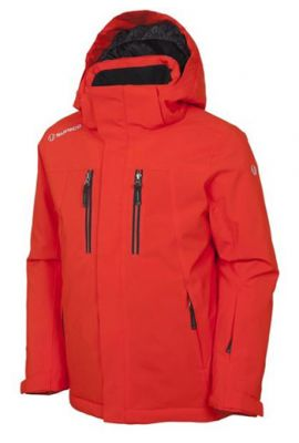 SUNICE JNR SKY JACKET ORANGE