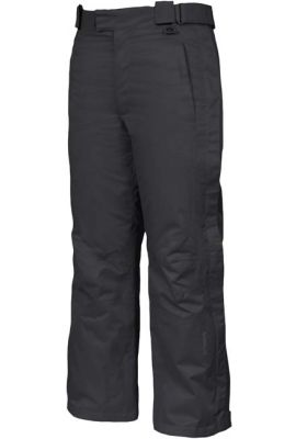 KARBON KIDS SLIDER FULL ZIP PANT BLACK