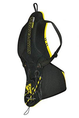 KOMPERDELL CRASH JNR BACK PROTECTOR