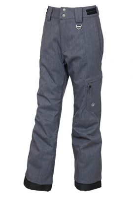 SUNICE KIDS LASER TECH PANTS GREY MELANGE