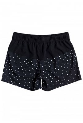 ROXY LITTLE THING BOARD SHORT ANTHRACITE