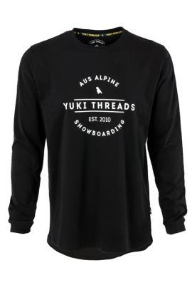 YUKI THREADS LOGO LS TEE
