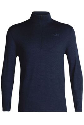 ICEBREAKER ORIGINAL MS HALF ZIP