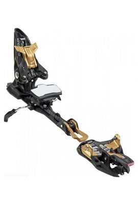 MARKER KINGPIN 10 BINDINGS 125MM BLACK GOLD