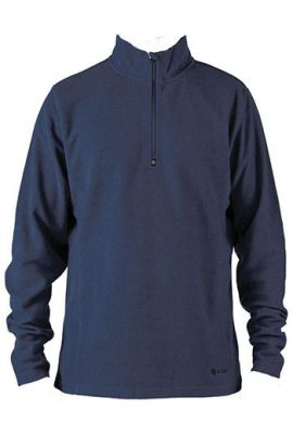 ELUDE MENS MICROFLEECE  1/4 ZIP