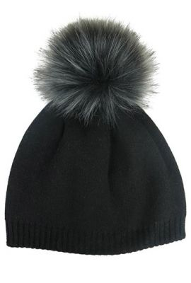 MORGAN & TAYLOR ESTELLA BEANIE BLACK