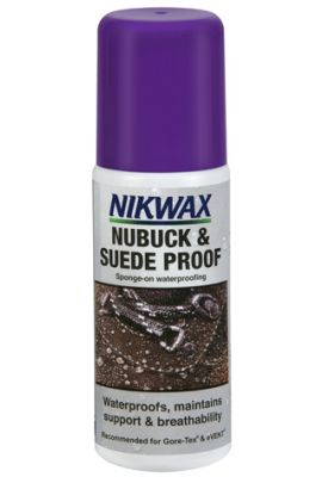 NIKWAX NUBUCK & SUEDE 125ml