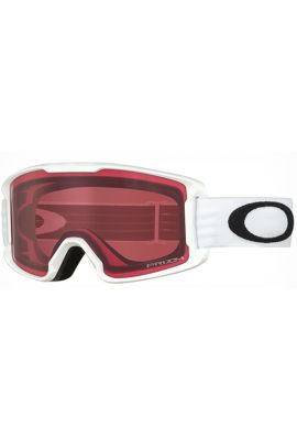OAKLEY LINEMINER YOUTH MATTE WHITE w PRIZM ROSE