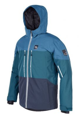 PICTURE OBJECT MS JACKET BLUE