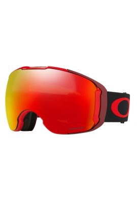 OAKLEY AIRBRAKE XL OBSESSED RED PRIZM TORCH + ROSE