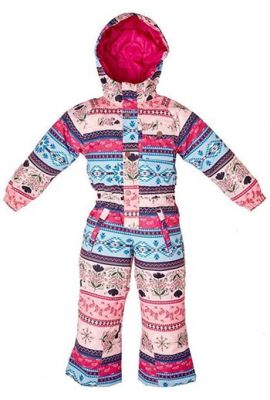 ROJO GIRLS ONESIE FOLKLORE