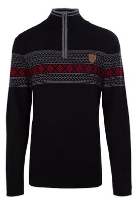 MEISTER MS PABLO 1/2 ZIP KNIT