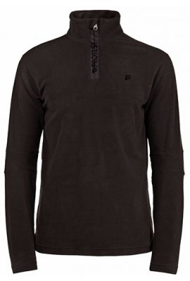 PROTEST PERFECT 1/4 ZIP TOP