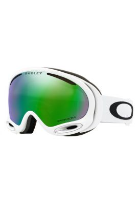 OAKLEY A-FRAME 2.0 POLISHED WHITE PRIZM JADE