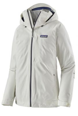 PATAGONIA WS INSULATED POWDERBOWL JACKET BIRCH WHITE