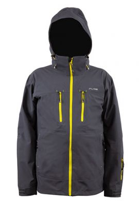 PURE MOUNTAIN EVEREST SHELL JACKET