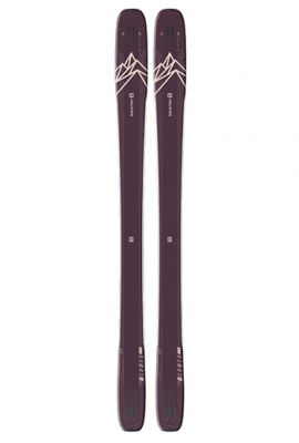 SALOMON QST LUMEN 99 SKIS 2020