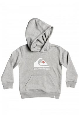 QSILVER BIG LOGO KIDS HOOD