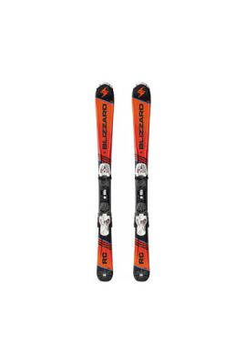 BLIZZARD RC JR IQ SKIS with IQ-7.0 JR BINDINGS 2018