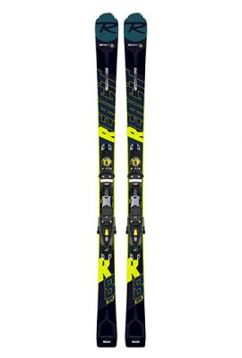 ROSSIGNOL REACT R8 Hp with LOOK NX 12 BINDINGS 2020