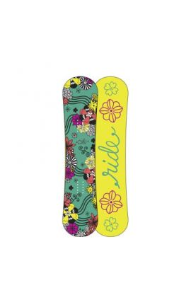 RIDE BLUSH SNOWBOARD 2017