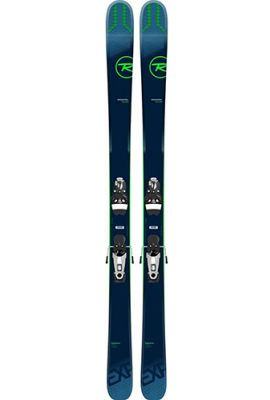 ROSSIGNOL EXPERIENCE 84 HD SKIS with LOOK NX 12 BINDINGS 2019