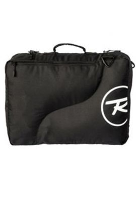 ROSSIGNOL DUAL BRIEFCASE BOOT BAG BLACK