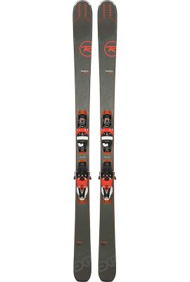 ROSSIGNOL EXPERIENCE 88 Ti SKIS with LOOK SPX 12 BINDINGS 2020