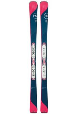 ROSSIGNOL TEMPTATION 80 HD SKIS with LOOK XPRESS 11 BINDINGS 2018